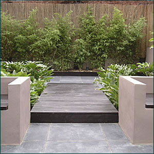 Contemporary Garden Design for a London Garden