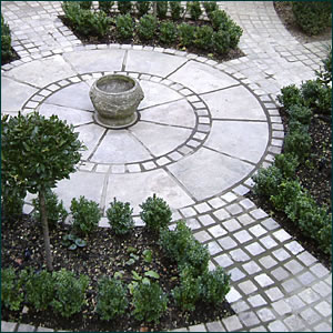 Traditional Garden Design - Traditional garden design pictures